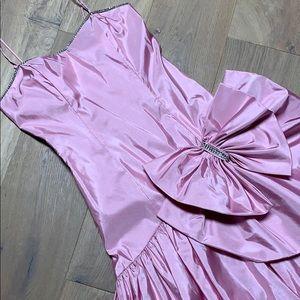 Vintage 80's-90's cocktail/prom dress